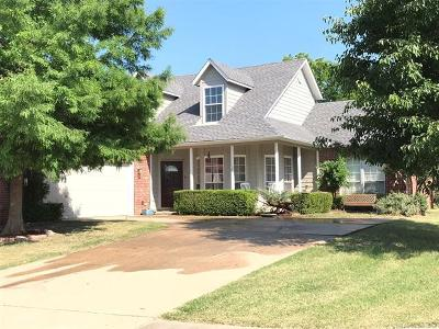 Jenks Single Family Home For Sale: 1632 W 109th Street S