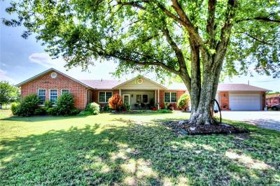 Claremore Single Family Home For Sale: 19632 S 4080 Road