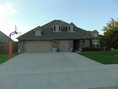 Bixby Single Family Home For Sale: 9097 E 138th Street S