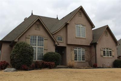 Bixby Single Family Home For Sale: 14412 S 50th Avenue E
