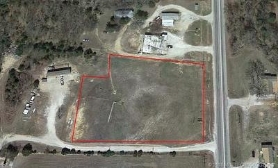Ada OK Residential Lots & Land For Sale: $39,000