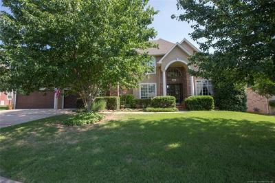 Broken Arrow Single Family Home For Sale: 1405 W Plymouth Street