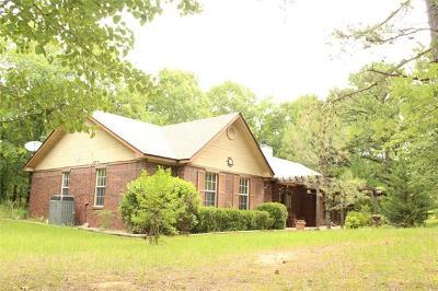 Wilburton Single Family Home For Sale: 138 SE 114th Road