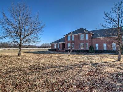 Bixby Single Family Home For Sale: 6126 E 191st Street S