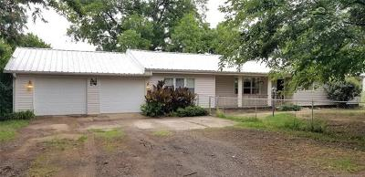 Okmulgee Single Family Home For Sale: 12520 N 230 Road