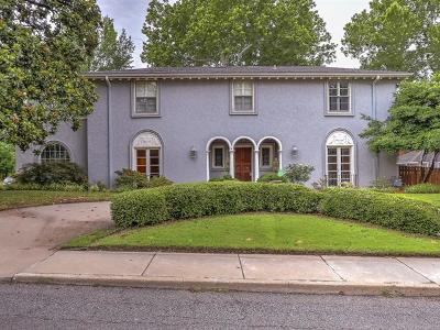 Tulsa Single Family Home For Sale: 1132 E 21st Street