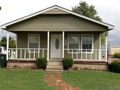Skiatook Single Family Home For Sale: 103 N Wildhorse Street
