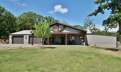 Cookson OK Single Family Home For Sale: $429,000