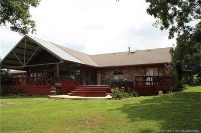 Single Family Home For Sale: 23768 County Road 1560
