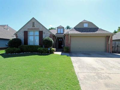 Jenks Single Family Home For Sale: 11709 S Ivy Street