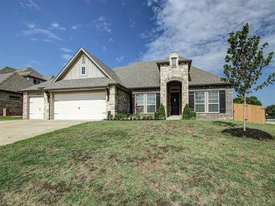 Jenks Single Family Home For Sale: 10802 S Sycamore Street