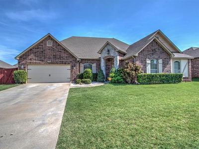 Glenpool Single Family Home For Sale: 1233 E 134th Street