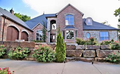 Tulsa Single Family Home For Sale: 8336 S Urbana Avenue