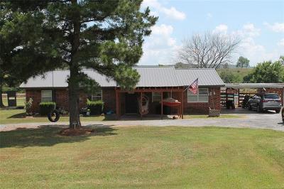 Wilburton Single Family Home For Sale: 2106 E Main Street