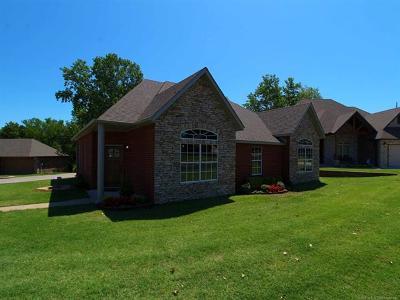 Sapulpa Single Family Home For Sale: 431 Foxwood Drive
