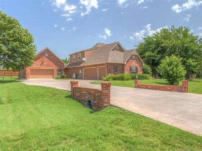 Owasso Single Family Home For Sale: 7043 E 85th Street North