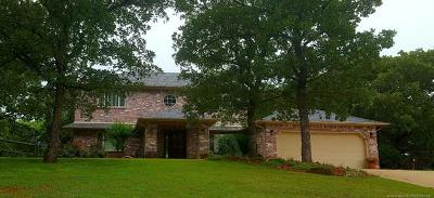 Catoosa Single Family Home For Sale: 2738 Woodstone Drive