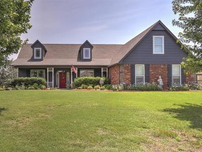 Claremore Single Family Home For Sale: 20175 S River Ranch Road W