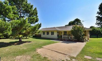 Hulbert OK Single Family Home For Sale: $299,900