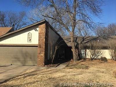 Broken Arrow Single Family Home For Sale: 1404 S Oak Avenue