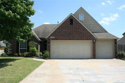 Broken Arrow Single Family Home For Sale: 7313 E Indianola Street
