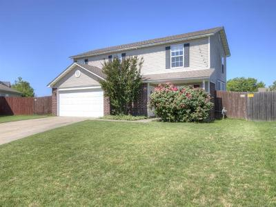 Owasso Single Family Home For Sale: 8902 N 148th Avenue E