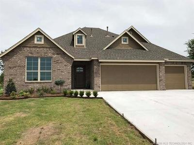 Collinsville Single Family Home For Sale: 18203 S Hobbs Creek Road