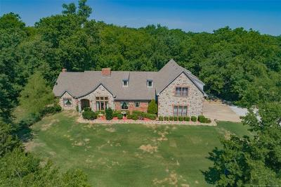 Tulsa Single Family Home For Sale: 1512 S 173rd East Avenue
