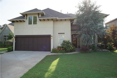 Tulsa Single Family Home For Sale: 11819 S Oswego Avenue