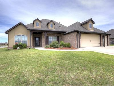 Collinsville Single Family Home For Sale: 6841 E 144th Street North