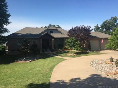 Skiatook Single Family Home For Sale: 11858 Rodeo Drive