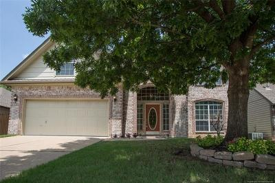 Jenks Single Family Home For Sale: 2913 W E Street
