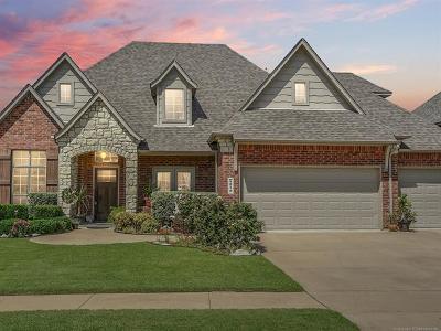 Tulsa Single Family Home For Sale: 4819 S 165th East Avenue