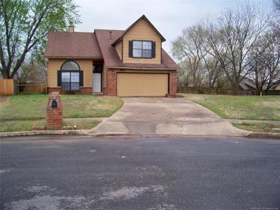 Broken Arrow Single Family Home For Sale: 4517 W Toledo Street