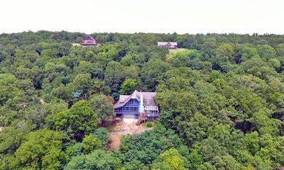 Park Hill Single Family Home For Sale: 30970 S 520 Road