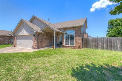 Collinsville Single Family Home For Sale: 13225 E 128th Street North