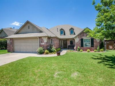 Bixby Single Family Home For Sale: 14506 S Toledo Place