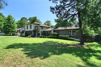 Tulsa Single Family Home For Sale: 4605 S Evanston Avenue
