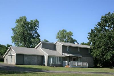 Single Family Home For Sale: 2801 Woodland Drive