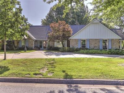 Tulsa Single Family Home For Sale: 11527 S Erie Avenue