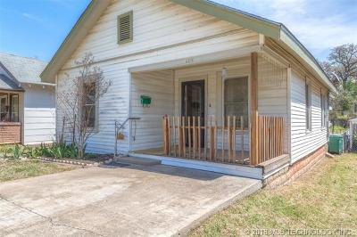 Sand Springs OK Rental For Rent: $780
