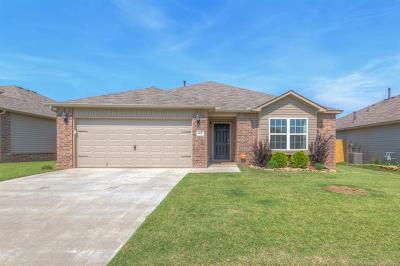 Owasso Single Family Home For Sale: 6622 N 128th East Avenue