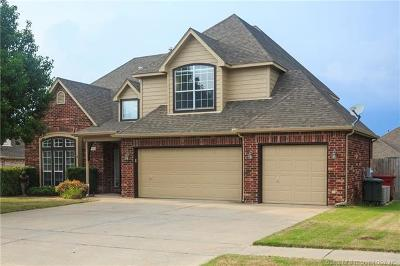 Owasso Single Family Home For Sale: 11903 E 100th Street North
