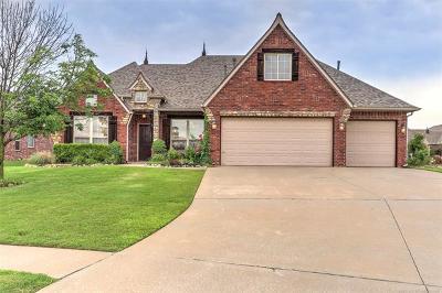 Bixby Single Family Home For Sale: 14410 S Gary Avenue