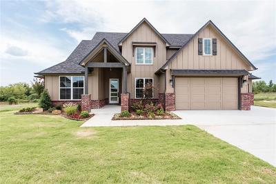 Owasso Single Family Home For Sale: 14412 E 94th Street N