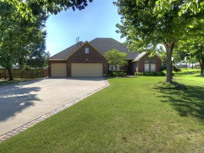 Owasso Single Family Home For Sale: 9308 N 103rd East Avenue