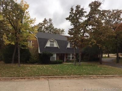 Sapulpa Single Family Home For Sale