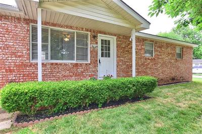 Sand Springs Single Family Home For Sale: 4209 Maple Drive