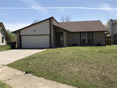 Owasso Single Family Home For Sale: 8328 N 120th East Avenue