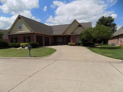Claremore Single Family Home For Sale: 3206 Cypress Pt Circle
